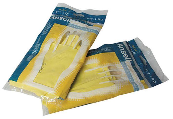 Ochranné rukavice gumové - velikost M