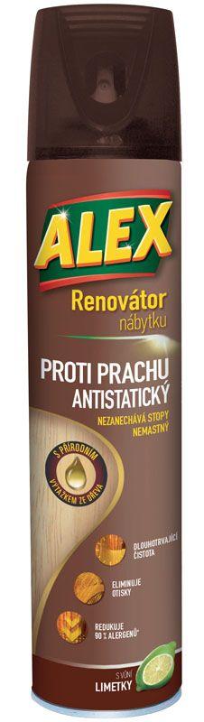 Alex spray 400 ml - renovátor na dřevo