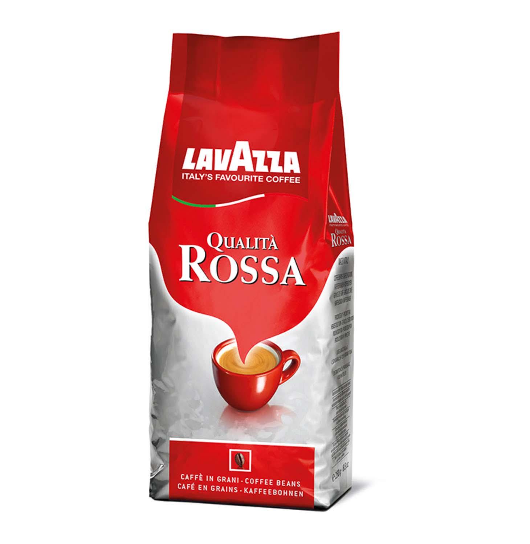 Káva Lavazza Qualita - Rossa / zrno / 1 kg