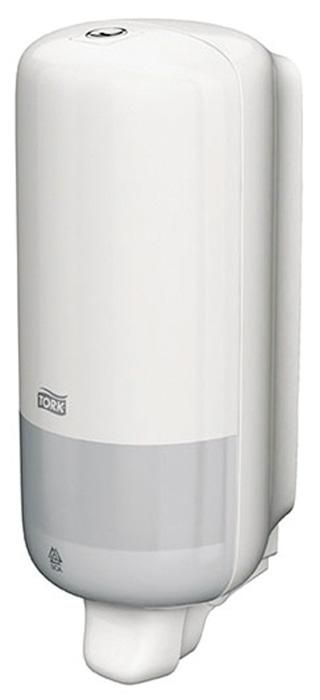 Zásobník na tekuté mýdlo Tork Elevation - obsah 475 ml / 206 x 112 x 114 mm