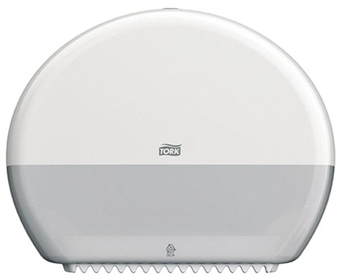 Zásobník na toaletní papír Tork Elevation - Mini / 275 x 345 x 132 mm, bílý