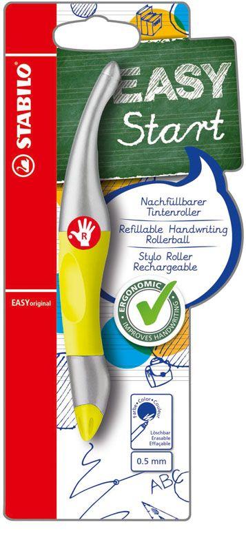 Inkoustový roller STABILO EASY Original Metallic - roller pro praváky