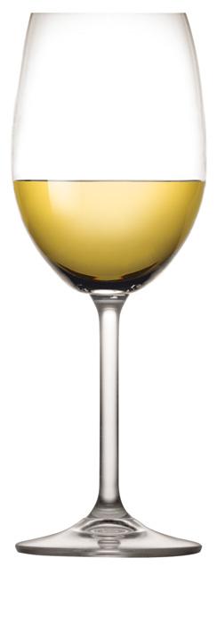 Sklenice Charlie - na bílé víno / 350 ml