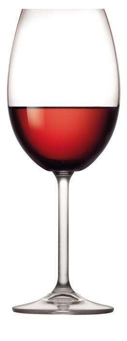 Sklenice Charlie - na červené víno / 450 ml