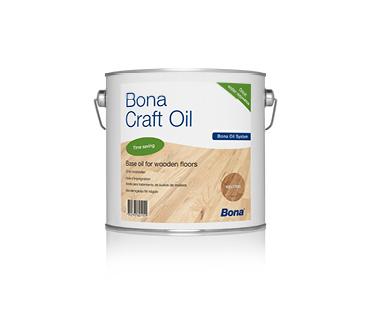 Bona Craft Oil Pure (přírodní) 2,5 l