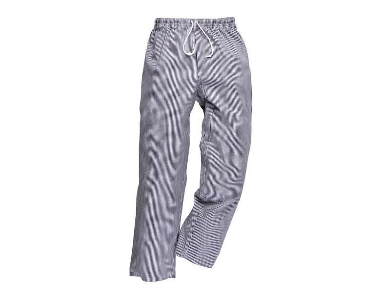 Kalhoty pro kuchaře Portwest XXXL