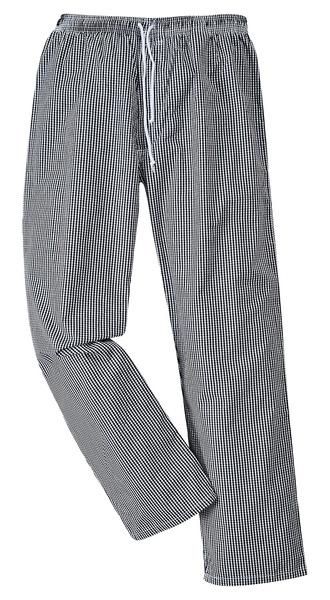 Kuchařské kalhoty Bromley