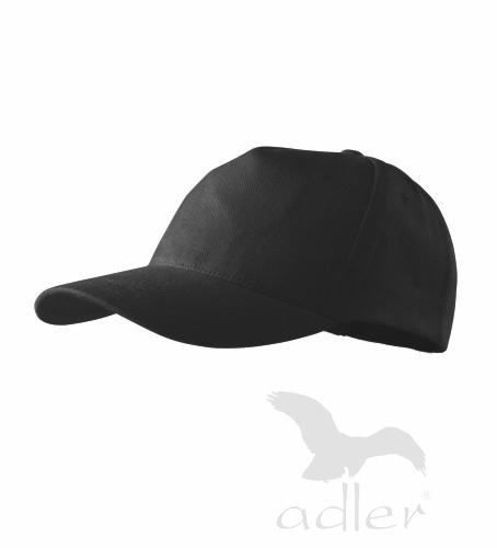 Kšiltovka s vlastním POTISKEM černá 8eb4655982