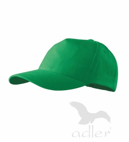 Kšiltovka s vlastním POTISKEM středně zelená