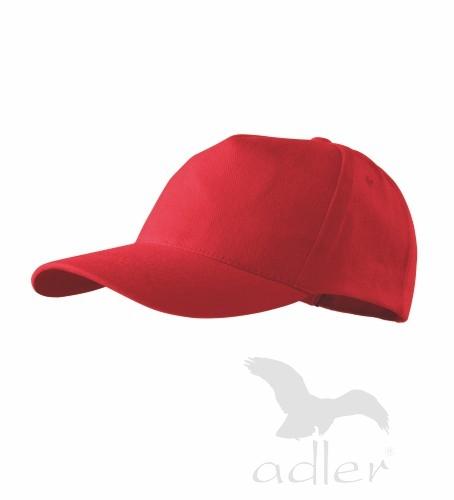 Kšiltovka s vlastním POTISKEM červená