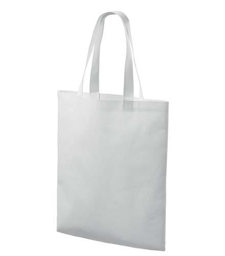 Nákupní taška malá SMALL bílá