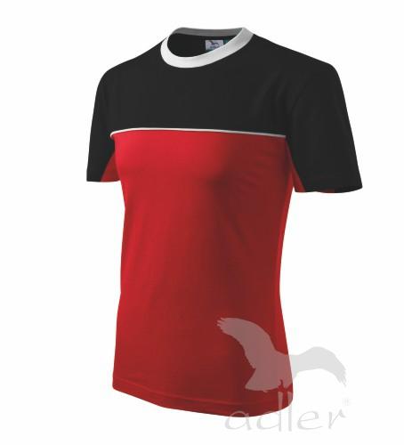 Tričko barevné COLORMIX M červená