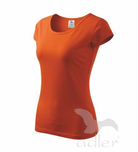 Tričko dámské PURE M oranžová