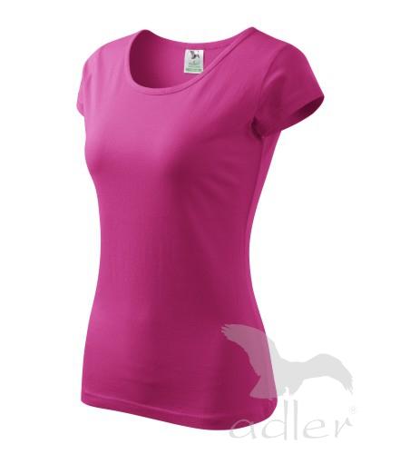 Tričko dámské Pure S purpurová