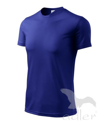 Tričko dětské FANTASY 146/10 let královská modrá