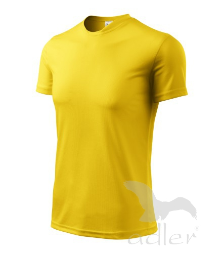 Tričko dětské FANTASY 134/8 let žlutá