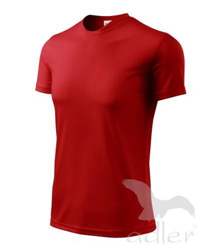 Tričko dětské FANTASY 146/10 let červená