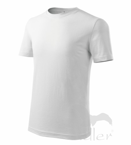 Dětské tričko CLASSIC NEW 110/4 roky bílá
