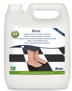 BONA mop spray + náplň 4 litry laminát, dlaždice, lino