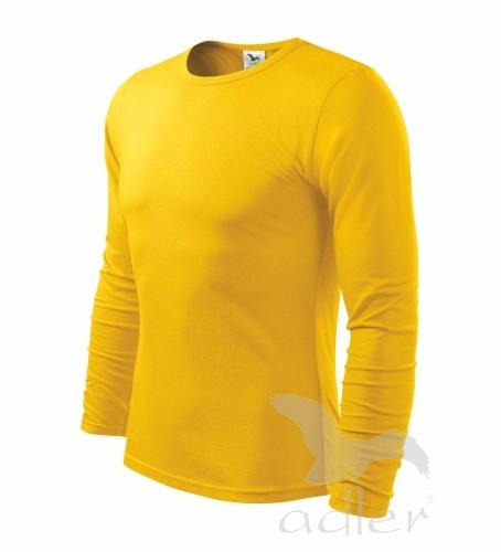 Triko dlouhý rukáv Long Sleeve S žlutá