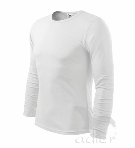 Triko dlouhý rukáv Long Sleeve S bílá