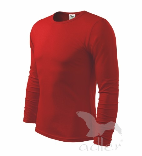 Triko dlouhý rukáv Long Sleeve L červená