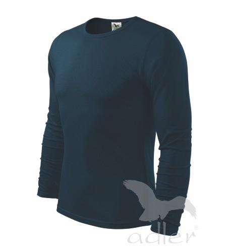Triko dlouhý rukáv Long Sleeve XXL námořní modrá