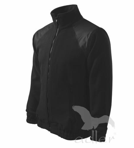 Bunda fleece JACKET Hi-Q S černá