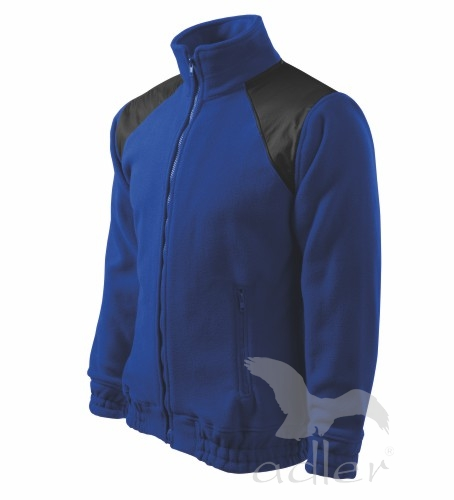 Bunda Fleece Jacket Hi-Q M královská modrá