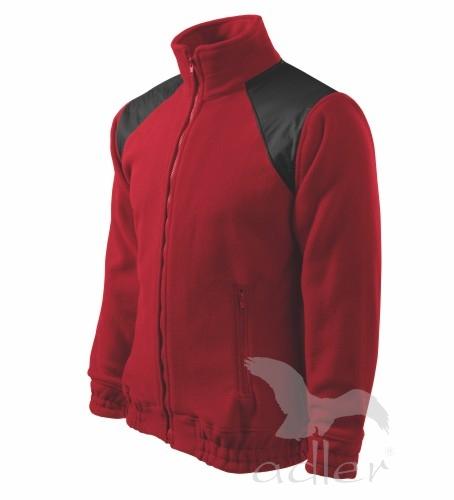 Bunda Fleece Jacket Hi-Q S marlboro červená