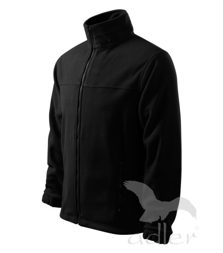 Bunda pánská Fleece Jacket S černá