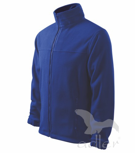 Bunda pánská Fleece Jacket L královská modrá