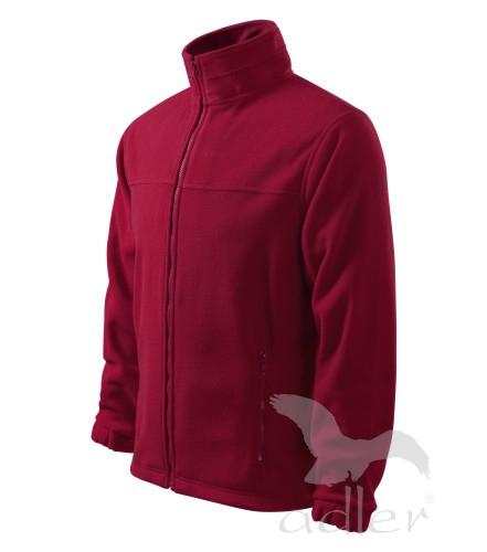 Bunda pánská Fleece Jacket S marlboro červená