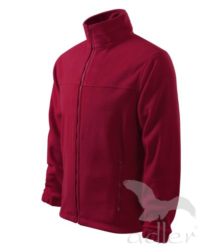 Bunda pánská Fleece Jacket XL marlboro červená