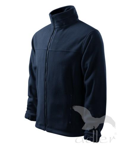 Bunda pánská Fleece Jacket L námořní modrá