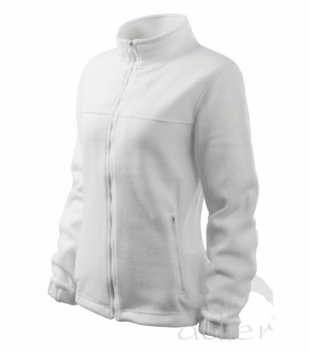 Dámský Fleece bunda Jacket S bílá