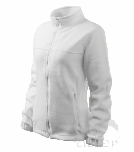 Dámský Fleece bunda Jacket XS bílá