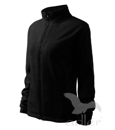 Dámská fleece bunda JACKET S černá