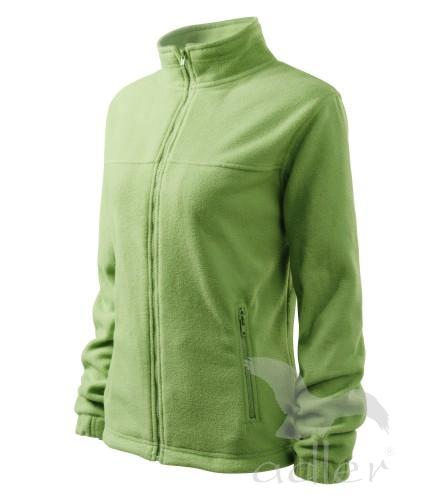 Dámský Fleece bunda Jacket L trávově zelená