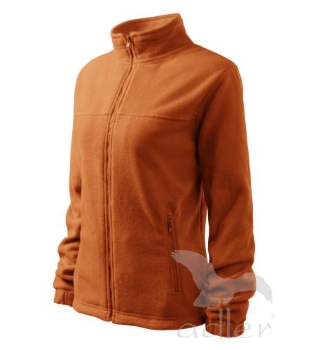 Dámský fleece bunda Jacket S oranžová