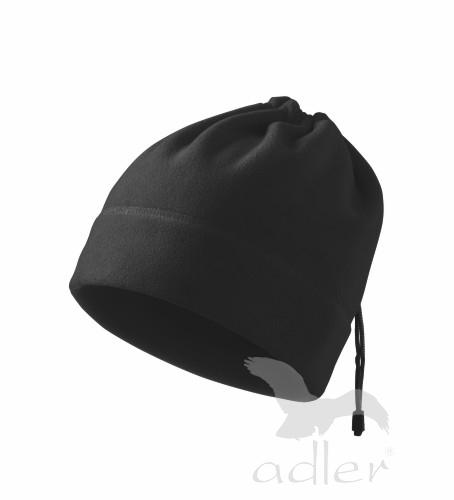 Fleece čepice Practic černá