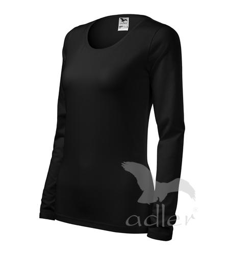 Tričko dámské Slim S černá