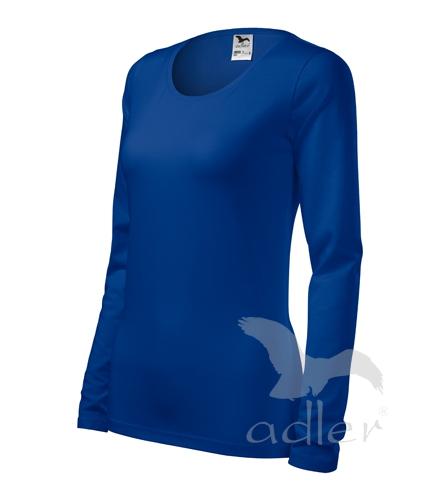 Tričko dámské SLIM M královská modrá