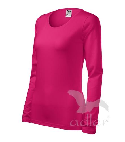 Tričko dámské SLIM XL malinová