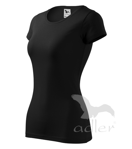 Tričko dámské GLANCE M černá