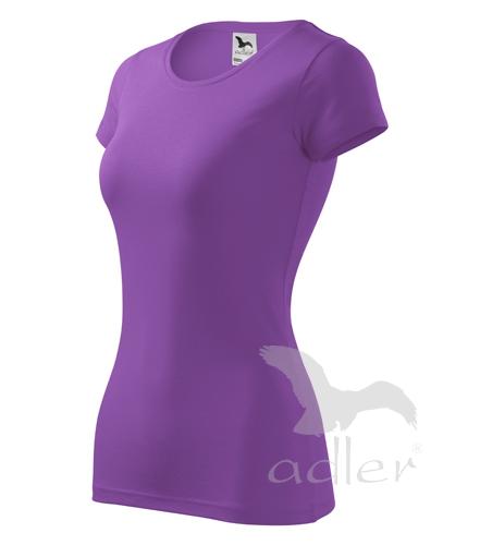 Tričko dámské GLANCE XL fialová
