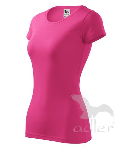 Tričko dámské GLANCE XL purpurová