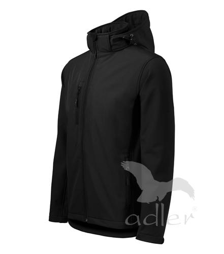 Softshellová bunda pánská PERFORMANCE XXXL černá