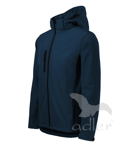 Softshellová bunda pánská PERFORMANCE XXXL námořní modrá