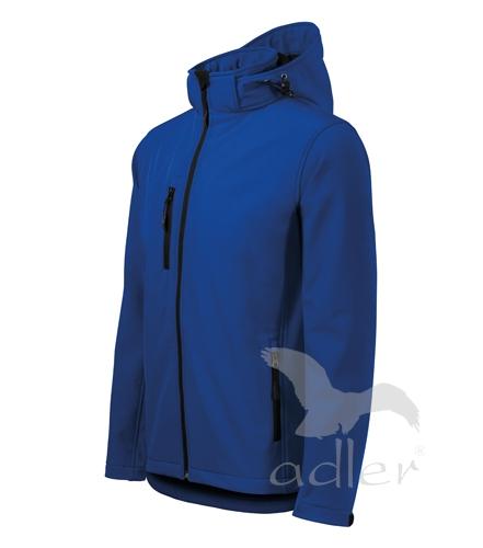Softshellová bunda pánská PERFORMANCE XXXL královská modrá